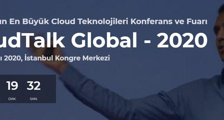 CloudTalk Global 2020 Bomba Gibi Geliyor – 11 Haziran Büyük Gün